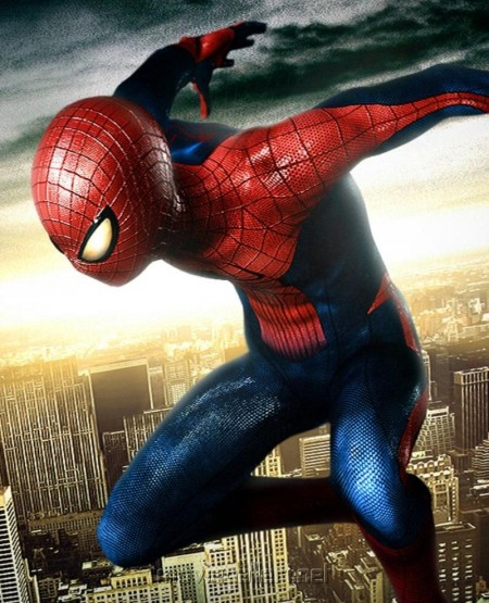 The Amazing Spider Man Movie Photos Stills