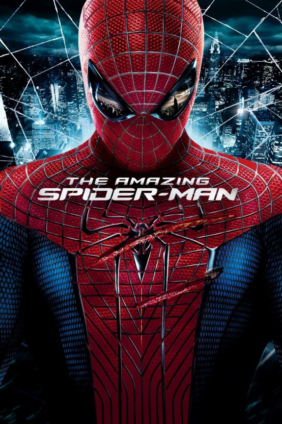 The Amazing Spider Man Poster Artwork Andrew Garfield Emma Stone Rhys Ifans