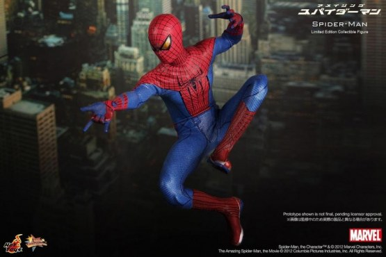 Spiderman Hot