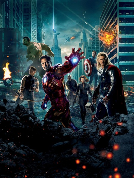 The Avengers Ff