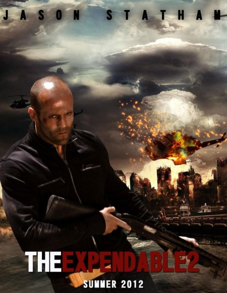 The Expendables Jason Statha By Agustin Cv