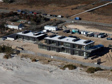 Crazy Facts About The Million Mansion Calvin Klein Is Building In The Hamptons