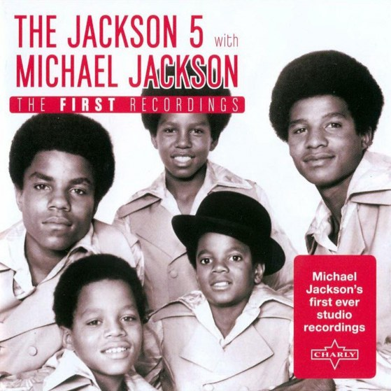 Michael Jackson Jackson The First Recordings Frontal