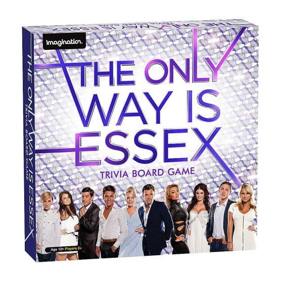 The Only Way Is Essex Board Game Frsp Wallpaper