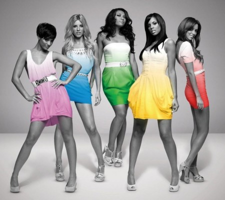 The Saturdays Band
