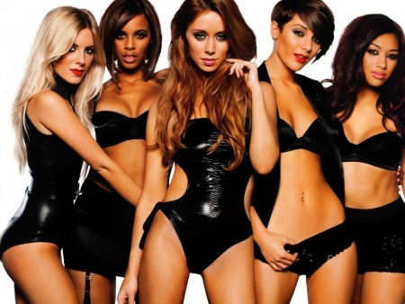 The Saturdays Fhm