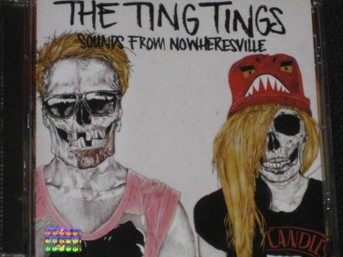The Ting Tings Sounds From Nowheresville Sony Music Spo Mlm Sounds From Nowheresville