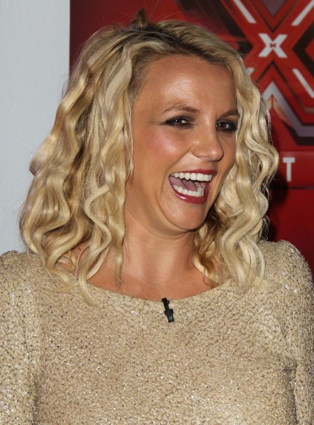 Britney Spears The Factor Auditions