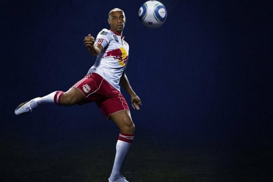 Thierry Henry New York Red Bulls Hot
