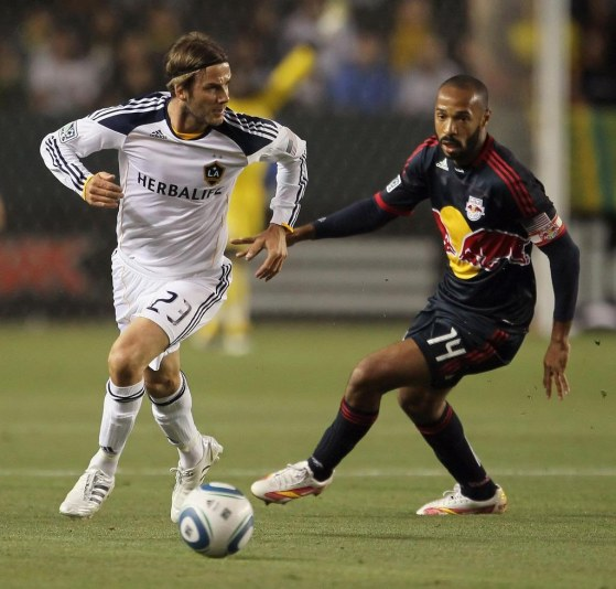 Thierry Henry New York Red Bulls Los Angeles Joltkuyhc Ox Red Bulls