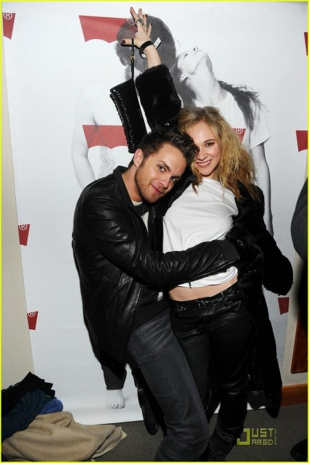 Thomas Dekker Chris Zylka Kaboom Sundance Girlfriend
