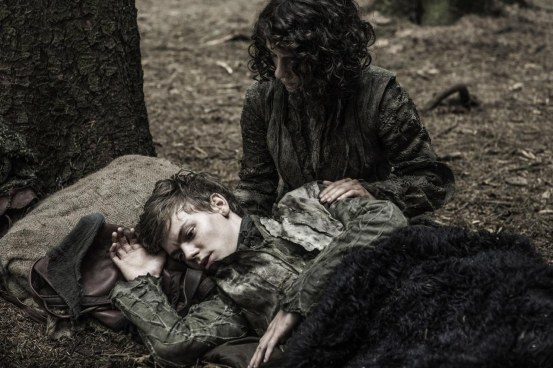 Thomas Brodie Sangster And Ellie Kendrick In Game Of Thrones Episode The Climb Tv