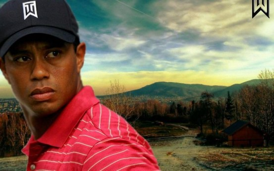 Tiger Woods Hd Wallpaper Sport