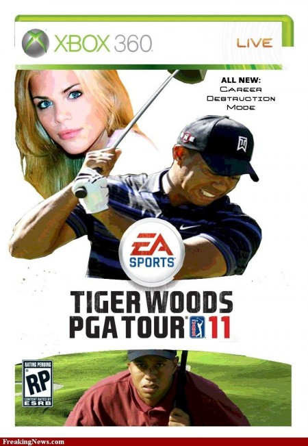 Tiger Woods Pga Tour Game