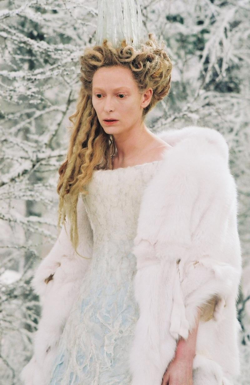 Tilda As White Witch Narnia