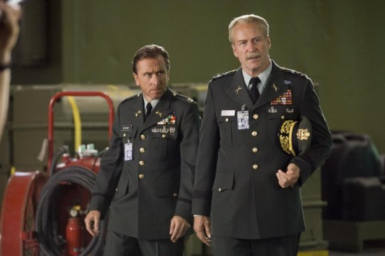 Still Of William Hurt And Tim Roth In The Incredible Hulk Hulk