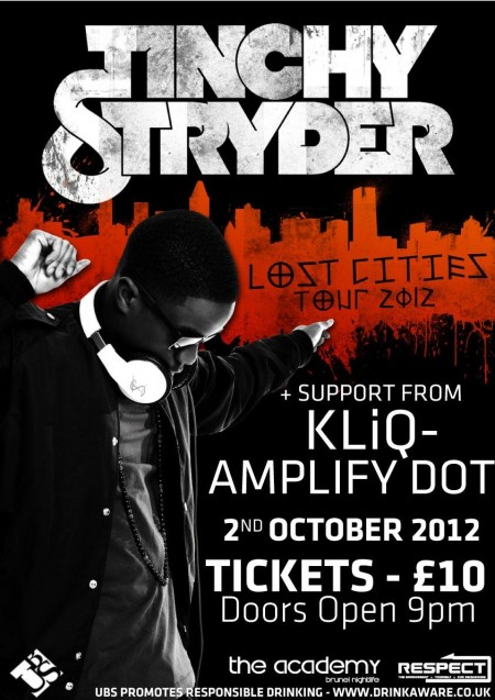 Tinchy Stryder Posters