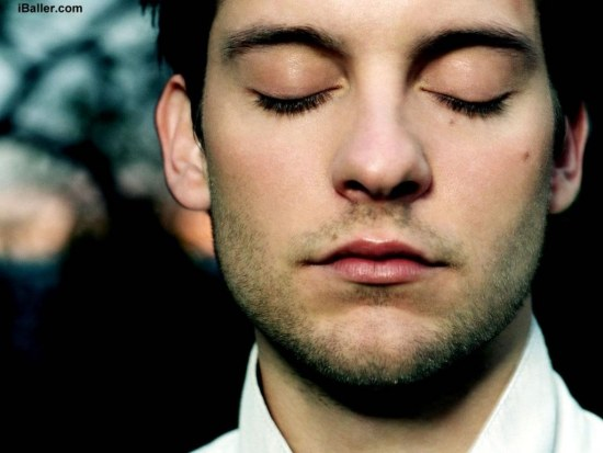 Cute Tobey Maguire Pics