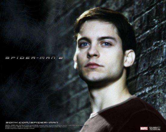 Spiderman Tobey Maguire Wallpaper