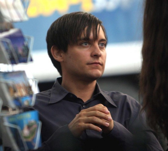 Tobey Maguire