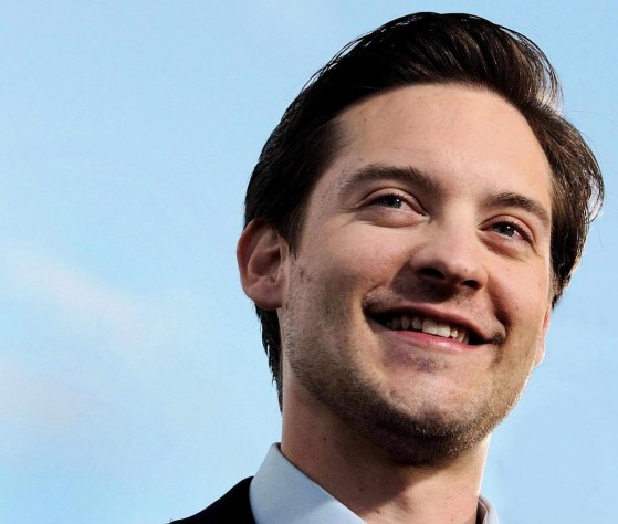 Tobey Maguire Fat