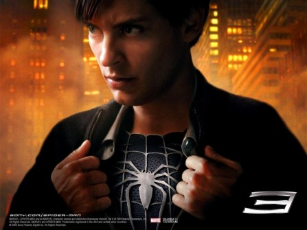 Tobey Maguire In Spider Man Wallpaper Wallpaper