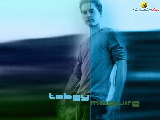 Tobey Maguire Wallpaper Normal Wallpaper