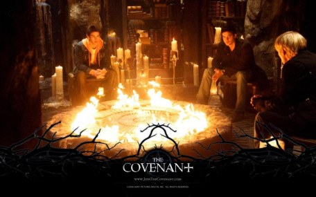 Toby Hemingway In The Covenant Chace Crawford
