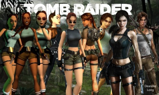Download Tomb Raider Hd Wallpapers