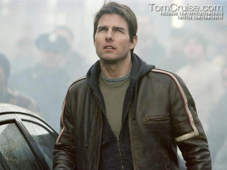 Tom Cruise War Of The Worlds Wallpaper