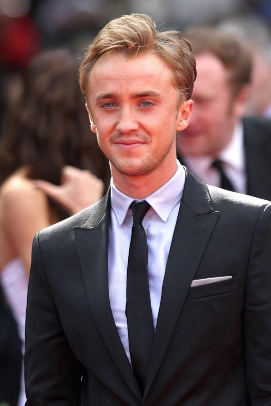Harry Potter And The Deathly Hallows Part London Premiere Tom Felton Harry Potter