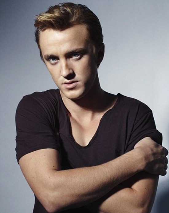 Tom Felton Body