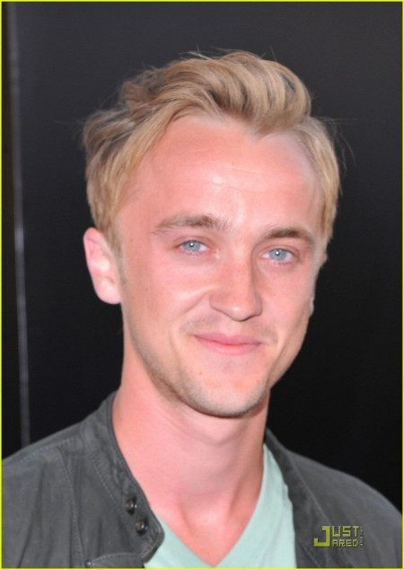 Tom Felton Hangover Hawaii