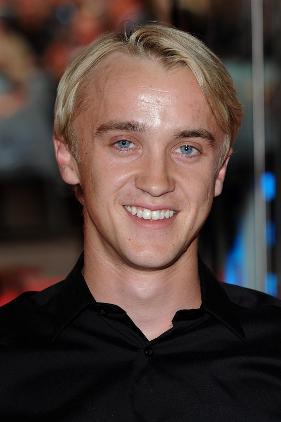 Tom Felton Young