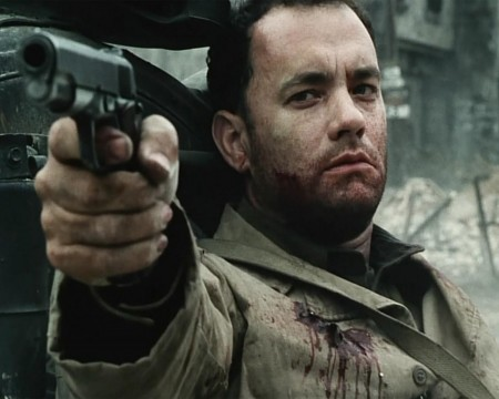 Saving Private Ryan Tom Hanks Desktop Wallpaper