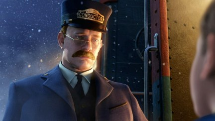 The Polar Express Tom Hanks Polar Express
