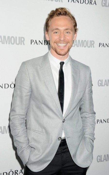 Glamour Man Of The Year Tom Hiddleston