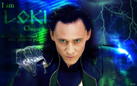 Loki Wallpaper Tom Hiddleston