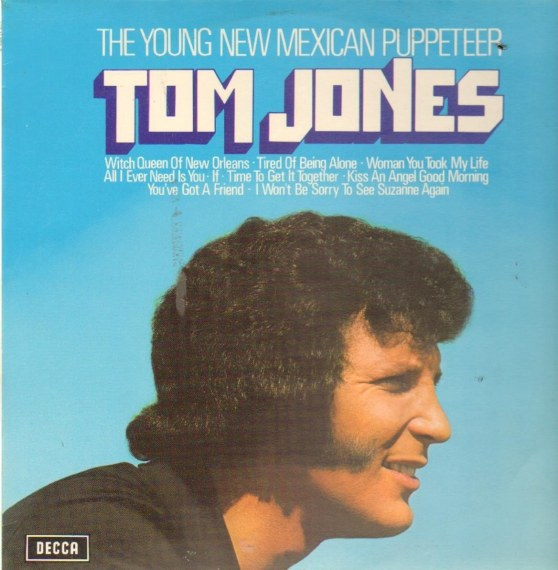 Tom Jones The Young New Mexican Puppeteer Young