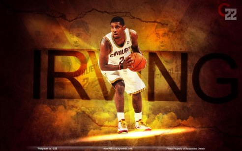 Kyrie Irving Wallpaper Basketwallpaperscom Wallpaper