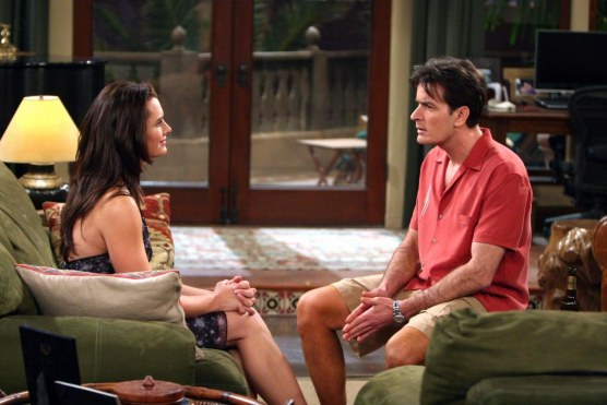 Two And Half Men Charlie Sheen Charlie