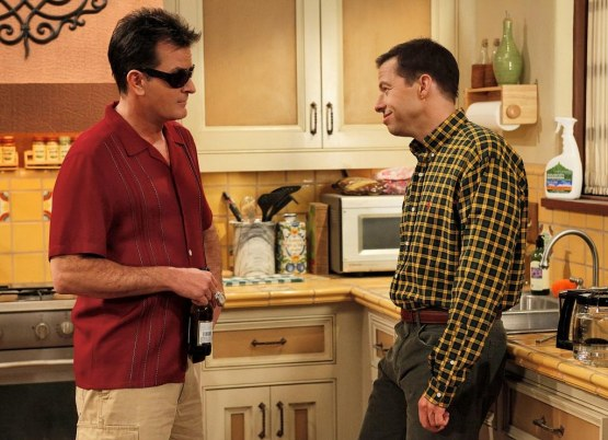 Two And Half Men Charlie Sheen Hot