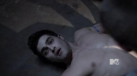 Tyler Hoechlin In Teen Wolf Ep