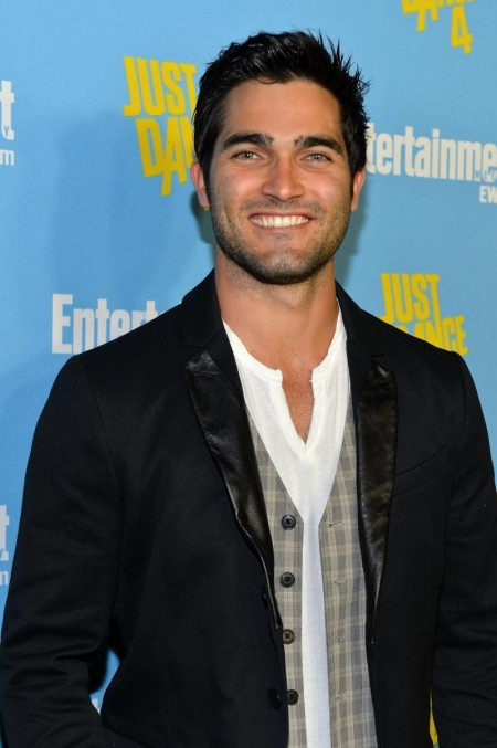 Tyler Hoechlin Large Picture