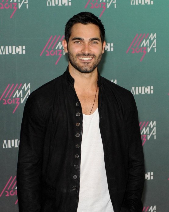 Tyler Hoechlin Press Room Muchmusic Video Ue Mx