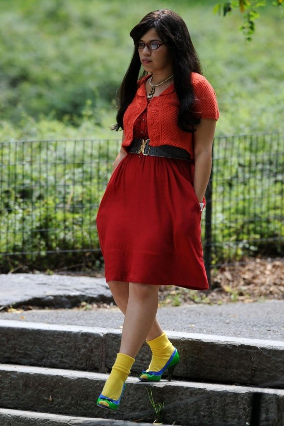 Ugly Betty Makeover Outfits