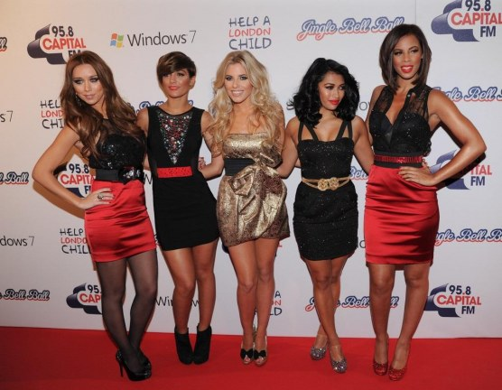 Una Healy Mollie King Jingle Bell Ball Nelb Hqw Px