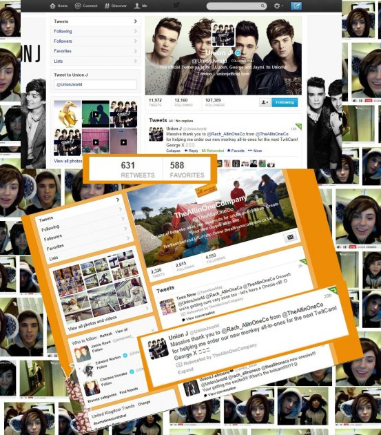 Union Collage For New Blog