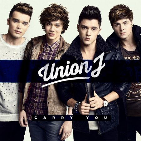 Union J Carry You Music