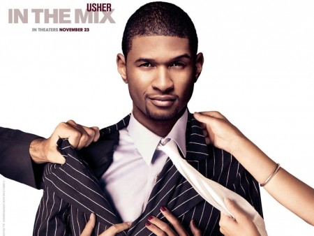 Usher Inthemix Wallpaper And Wife